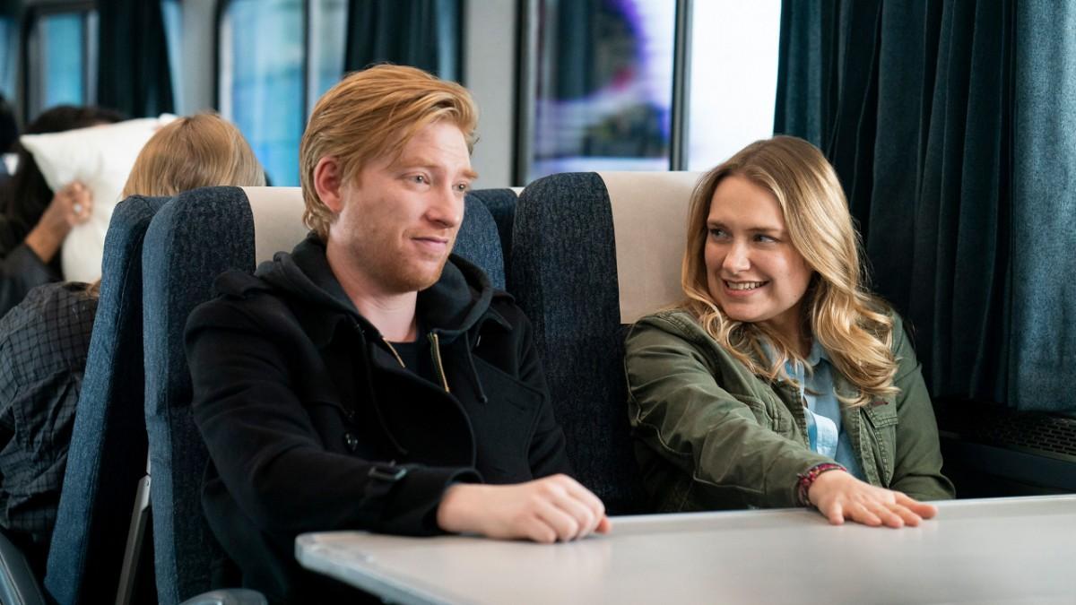 """""""Run"""", la extraña y adictiva serie romántica de HBO"""
